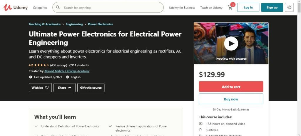 Ultimate Power Electronics for Electrical Power Engineering