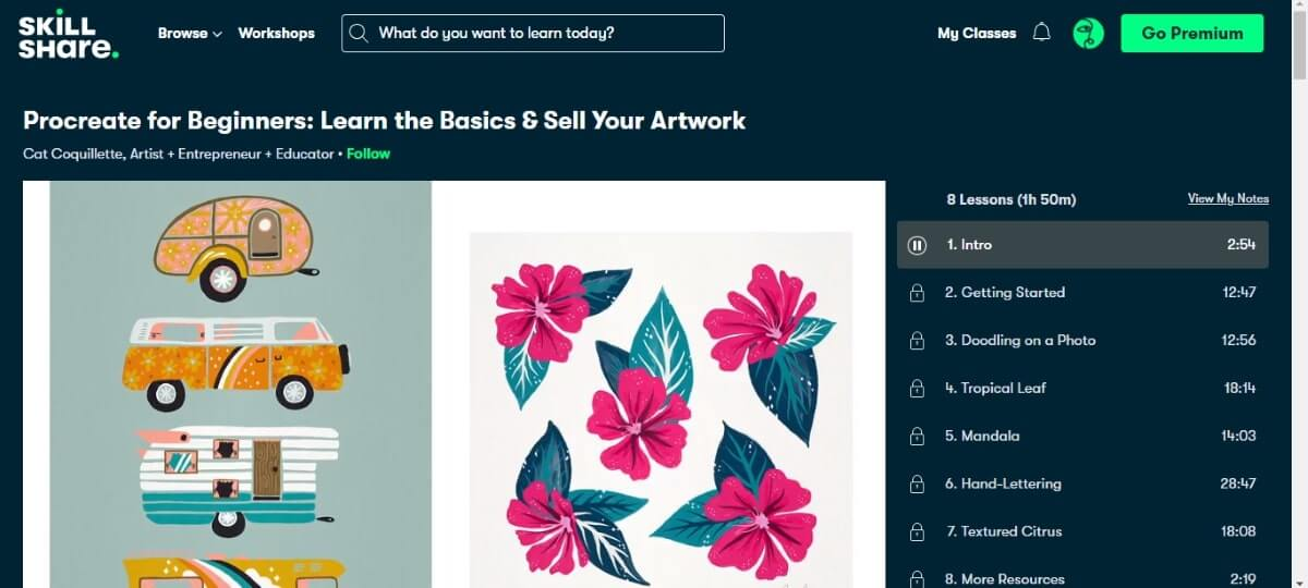 procreate for beginners learn the basics and sell your artwork